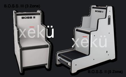 Boss 2 and 3 xeku