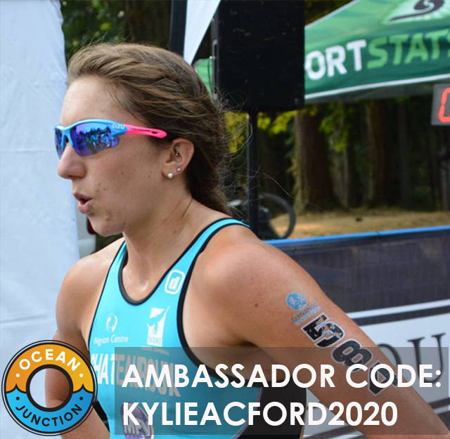 Kylie Acford Triathlete & Swimming Coach