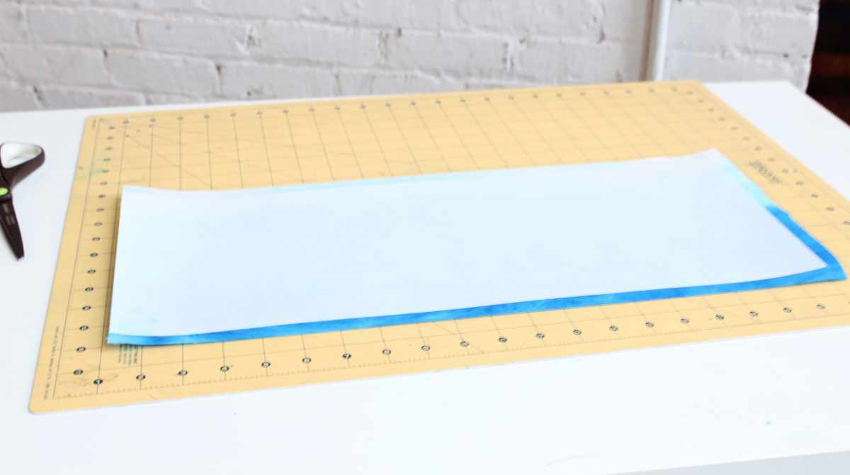 Adhesive, Pressure-Sensitive Styrene for Making a DIY Lampshade ...