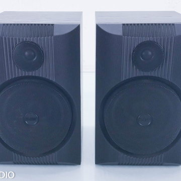 Model ZMF 2001 Bookshelf Speakers