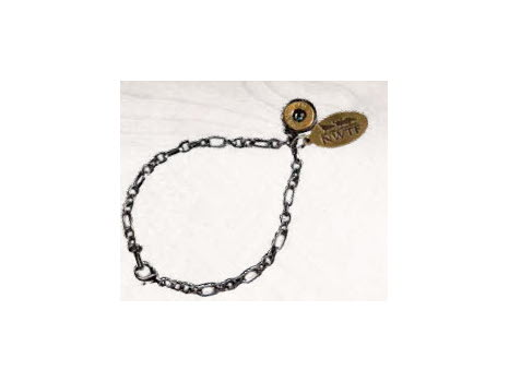 Pretty Hunter Single Shot Bracelet with NWTF Charm