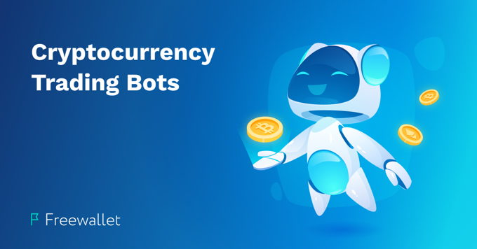 How to use cryptocurrency trading bots