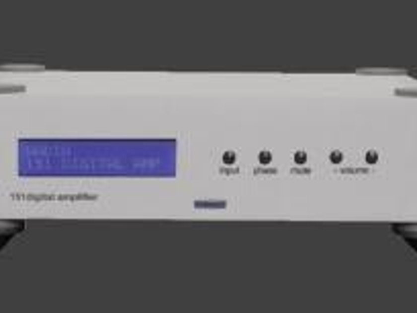Wadia 151 PowerDac DAC and Integrated Amplifier