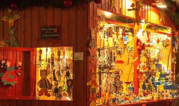 Рождественские ярмарки Люнебурга