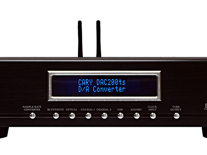 Cary Audio  D-200t DAC