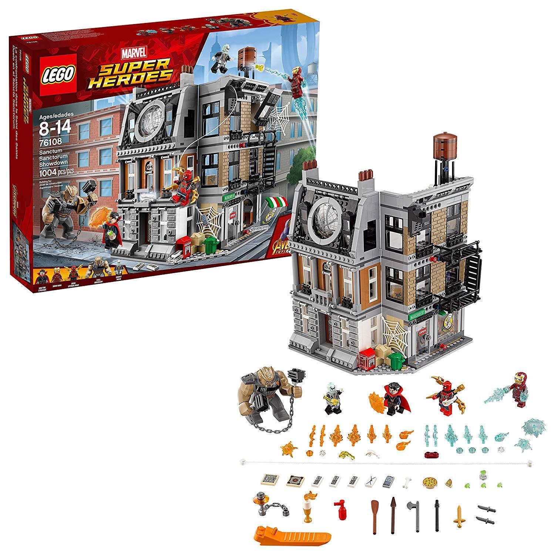 LEGO SANCTUM SANCTORUM SHOWDOWN