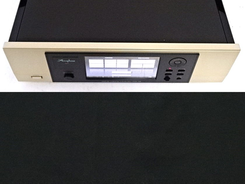 ACCUPHASE DG-58 DIGITAL VOICE EQUALIZER THE LATEST BEAUTY