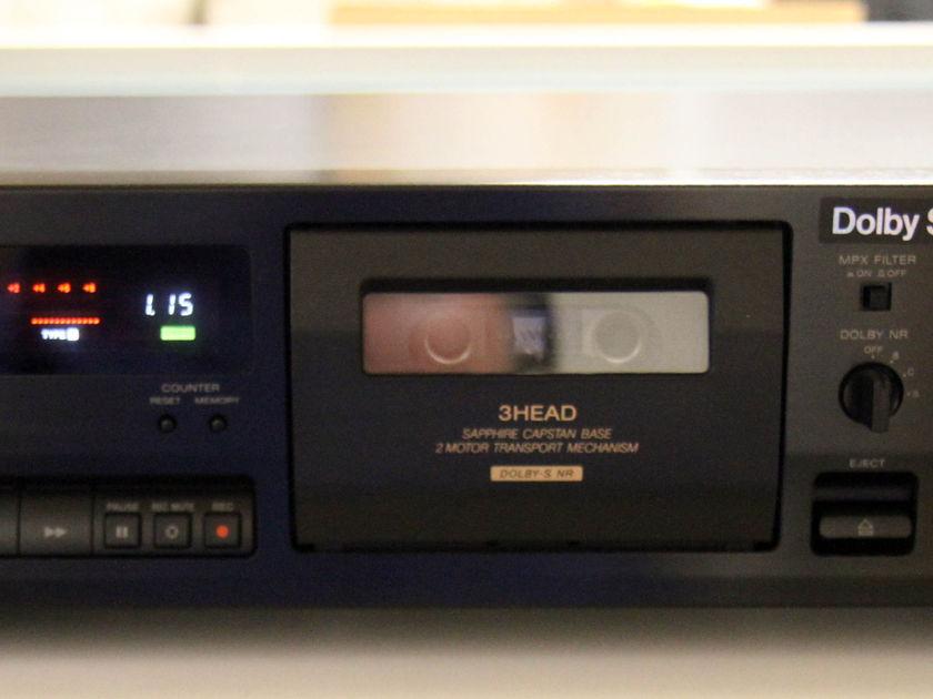 Sony TC-K615S Cassette Deck