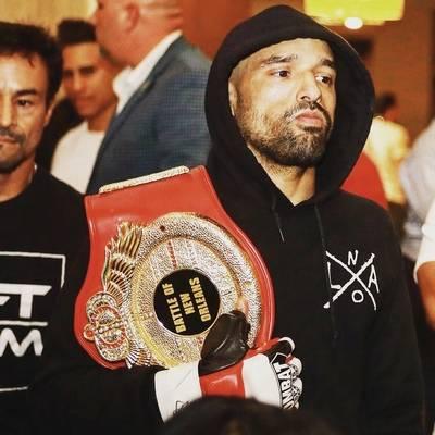 Ray Lopez: Diamond MMA Brand Ambassador