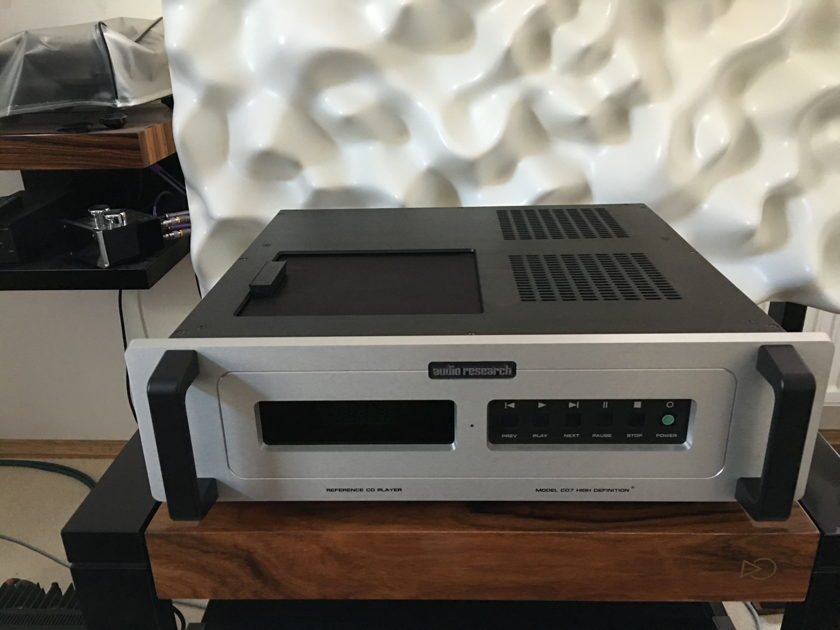 Audio Research CD-7 Reference