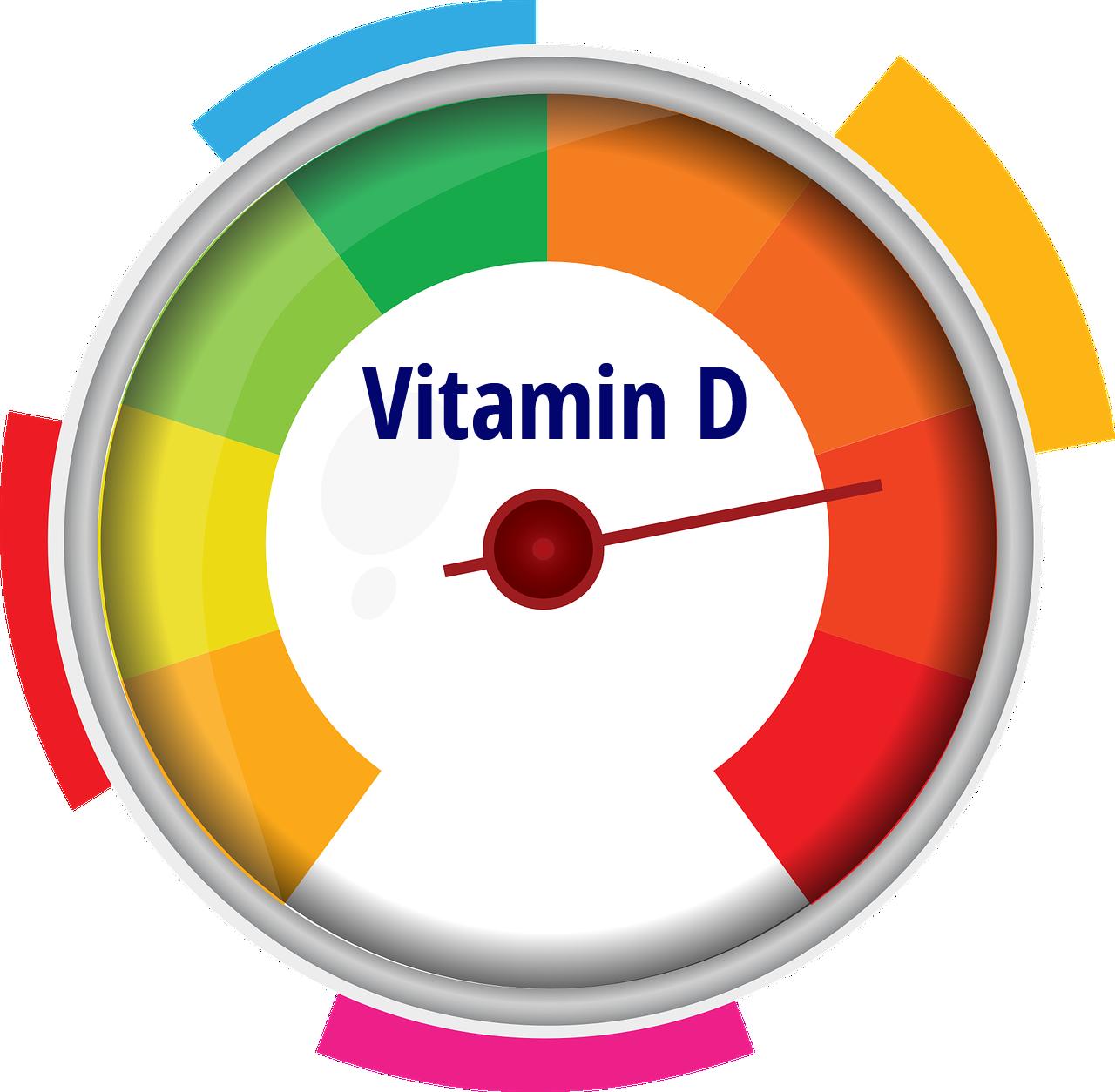 Abnehmen mit Vitamin D im Alter Vitalrin