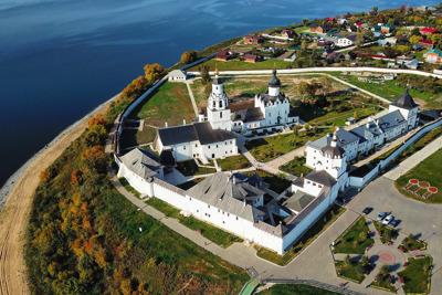 Экскурсия на остров-град Свияжск на теплоходе по Волге