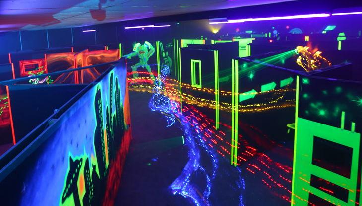 lasertag lasersports