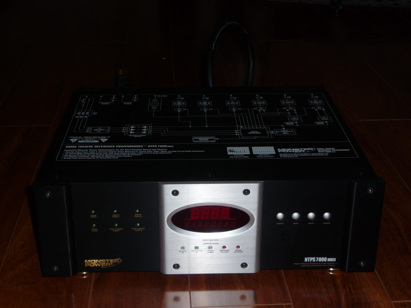 Monster Power  HTPS 7000 MK II -  Excellent Condition!