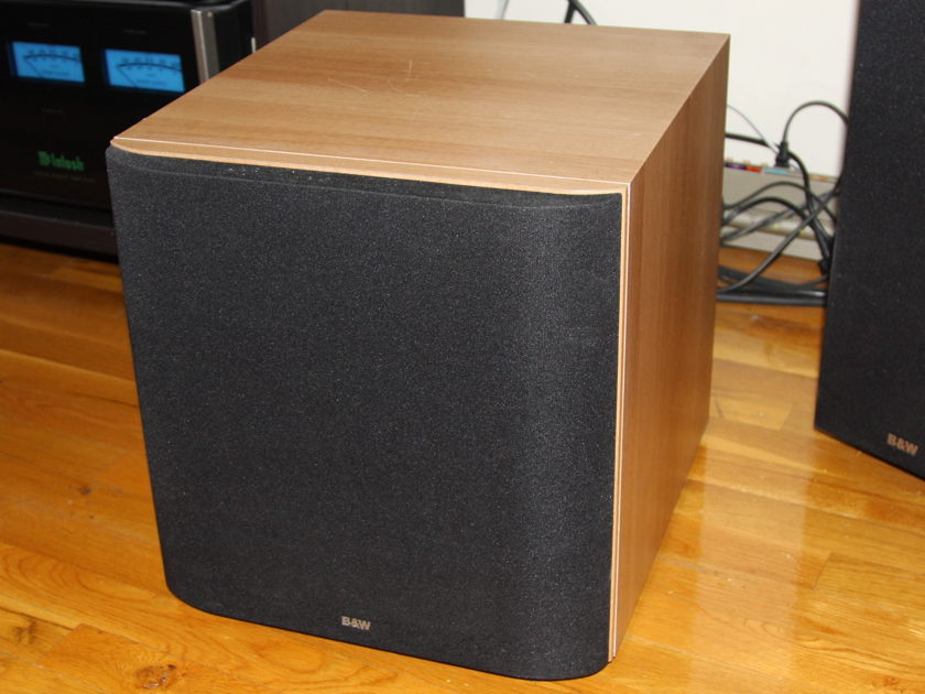 B&W ASW600 Subwoofer