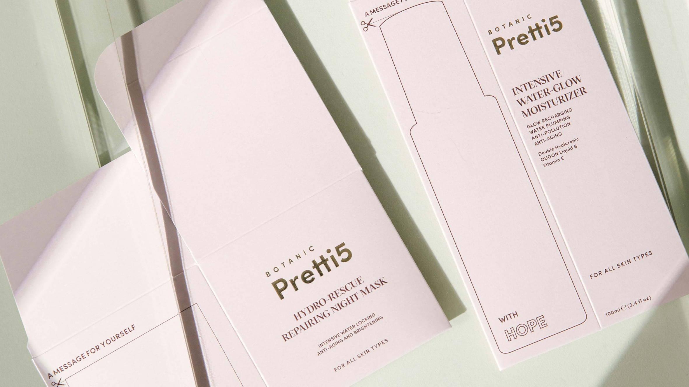 Botanic Pretti5_包裝盒