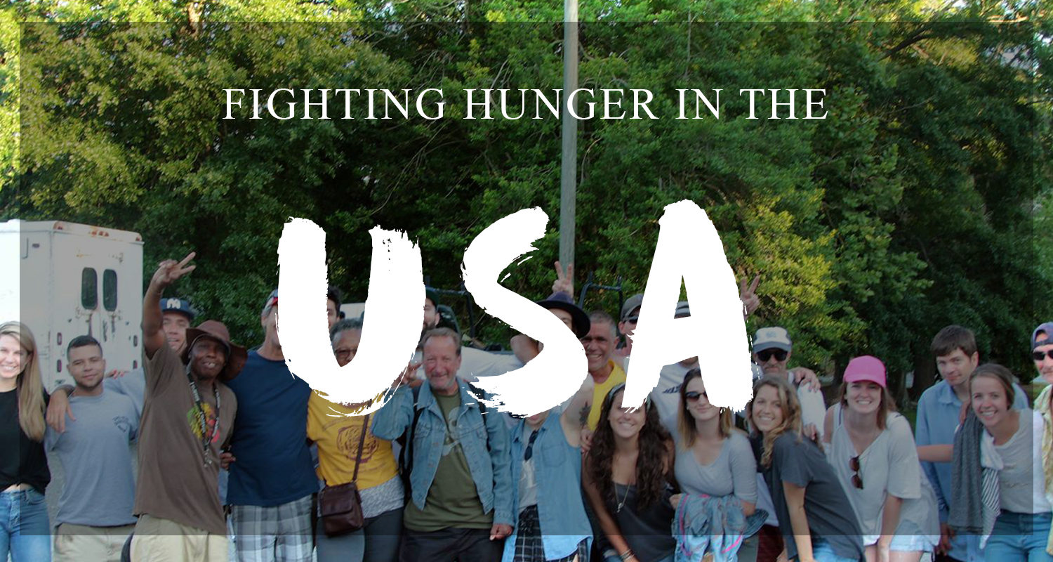 Fighting World Hunger in the USA