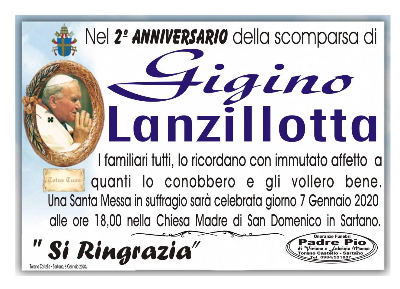 Gigino Lanzillotta