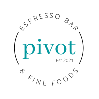 Logo - Pivot Espresso Bar & Fine Foods