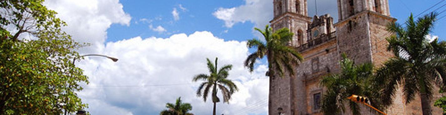 Рио Лагартос и Вальядолид