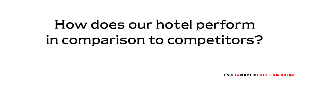 Hamburg - How does our hotel perform in comparison by EVHC