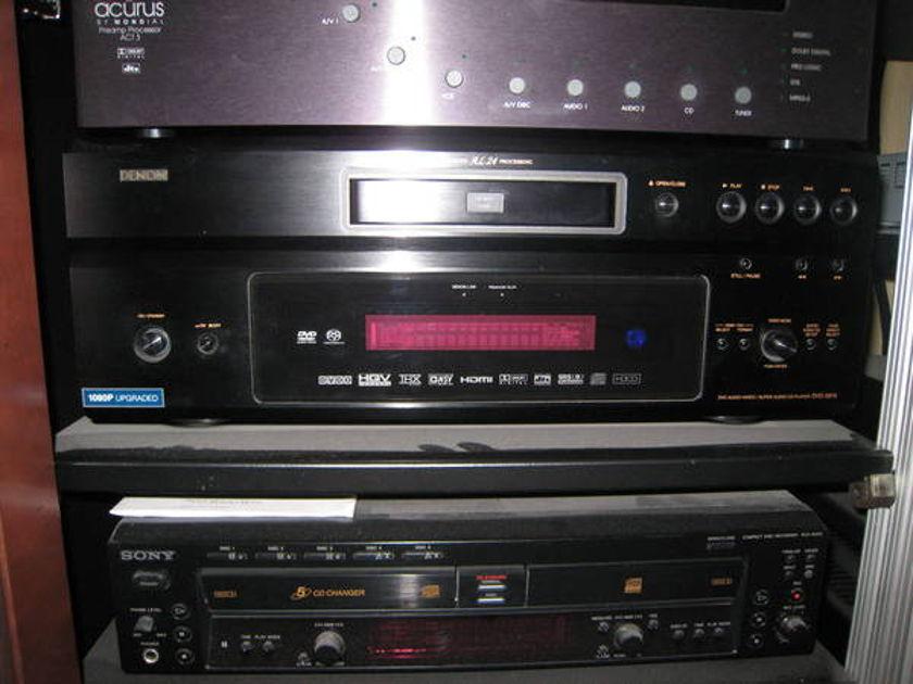 Denon dvd5910ci Universal Player