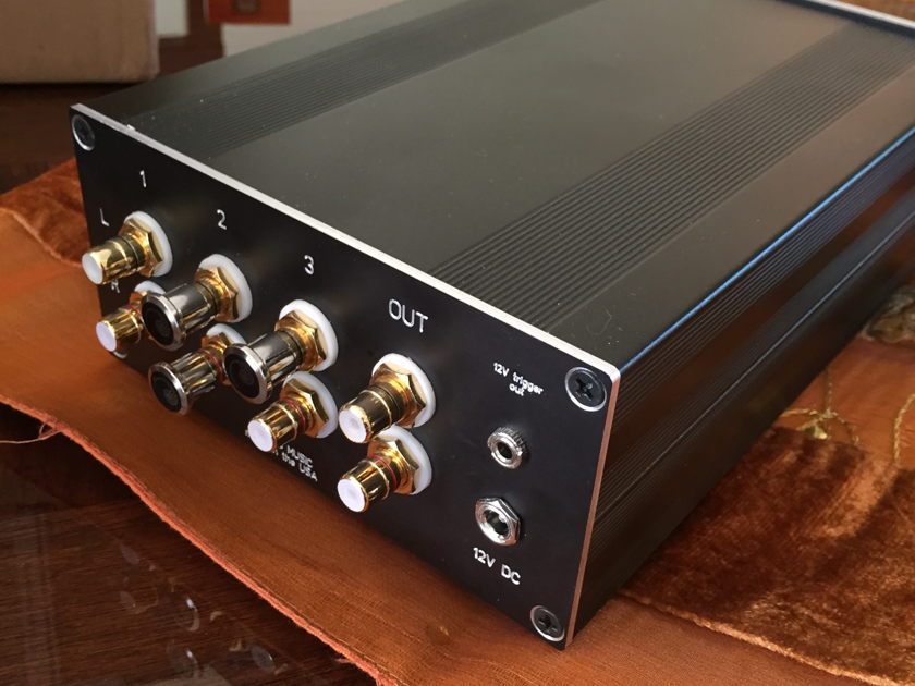 Abacus LRD Tortuga Audio Based