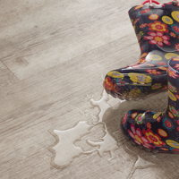 Water-proof laminate floors, fact or myth?