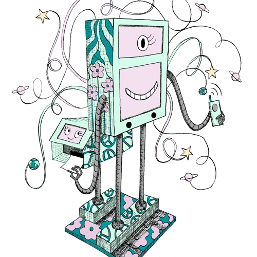 Robot Booth Thumbnail Image