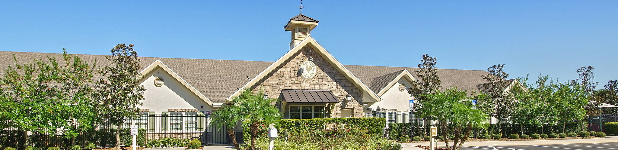 Exterior of a Primrose School of Waterford Lakes