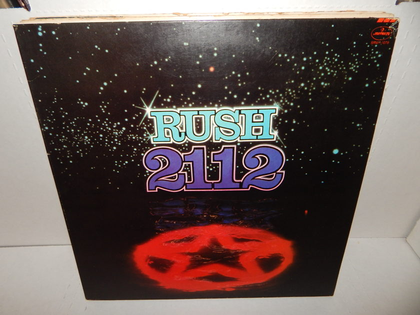 RUSH 2112  - Mercury R133716 NM LP