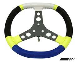 Compkart 340mm Steering Wheel