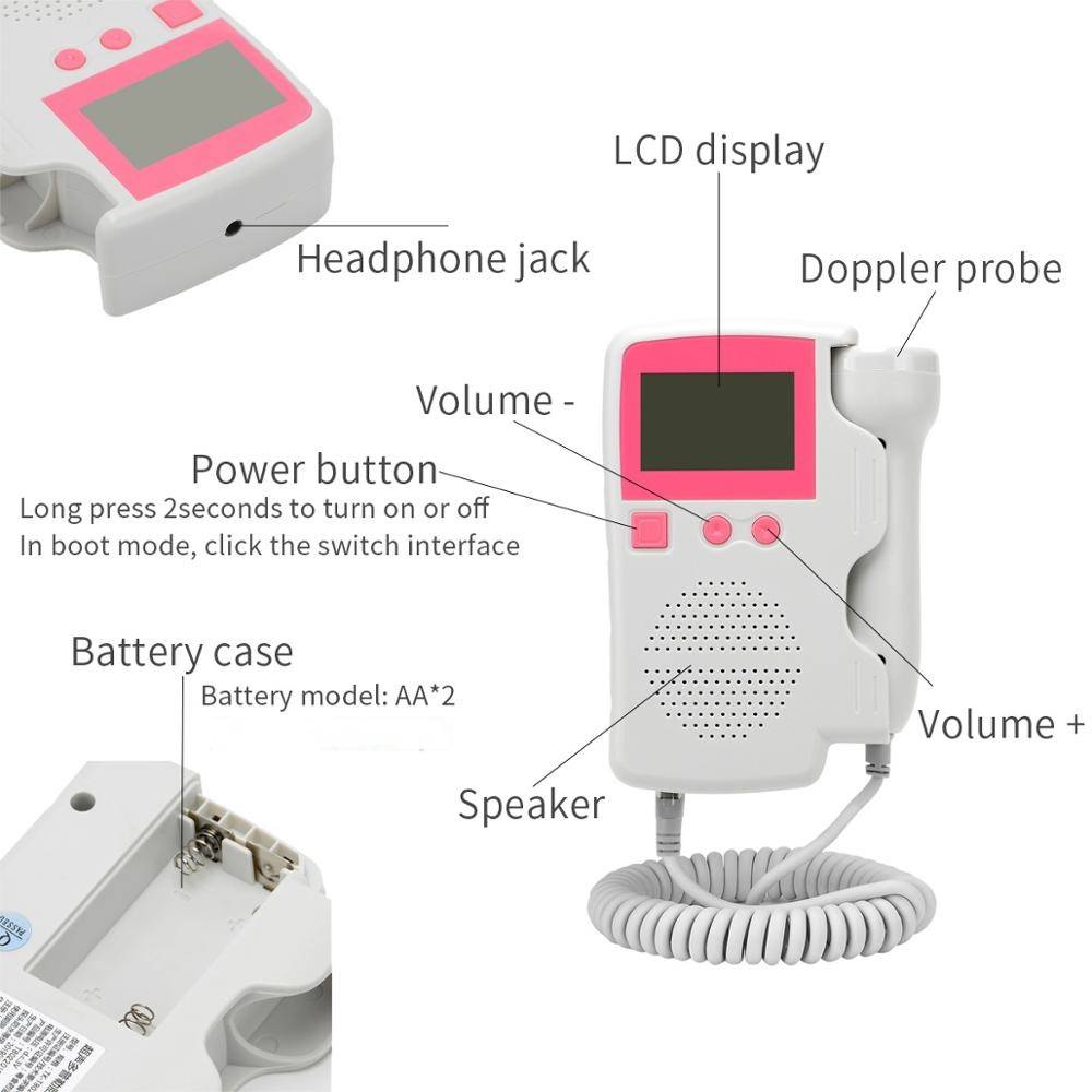 fetal doppler home