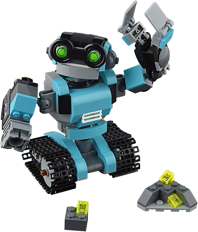 LEGO's Creator Robo Explorer Robot Toy