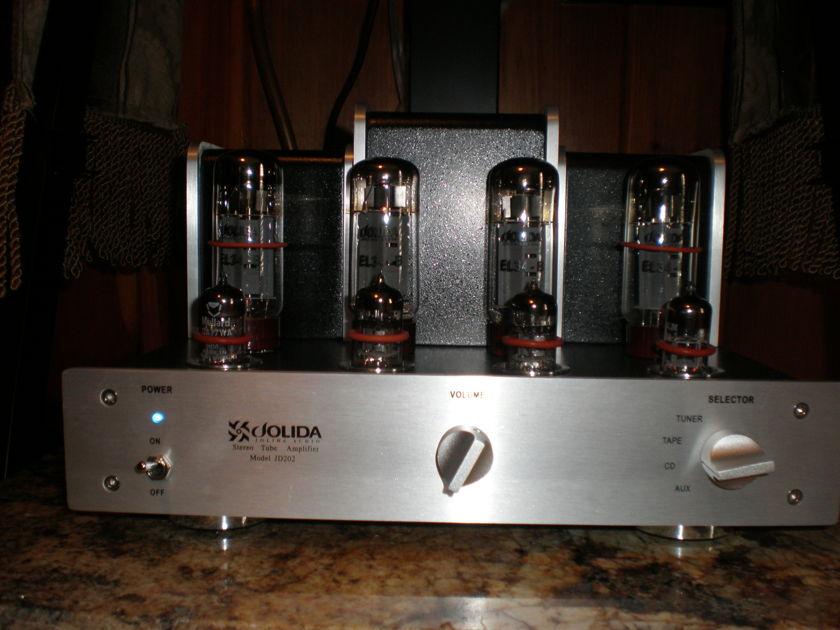 Jolida Tube Amp JD202a 1 owner