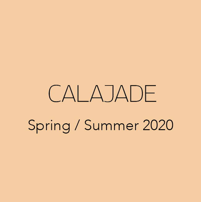 Ad - Cala Jade Spring Summer 2020 collection