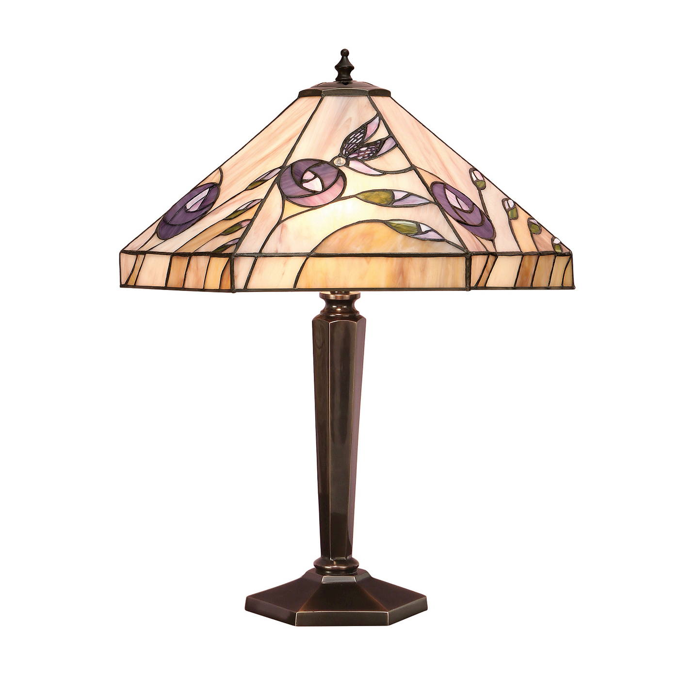 damselfly tiffany lighting range