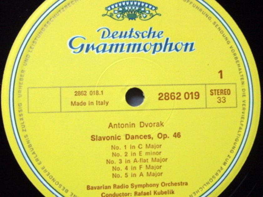 DG / KUBELIK-BRSO, - Dvorak Complete Slavonic Dances, NM, 3LP Box Set!