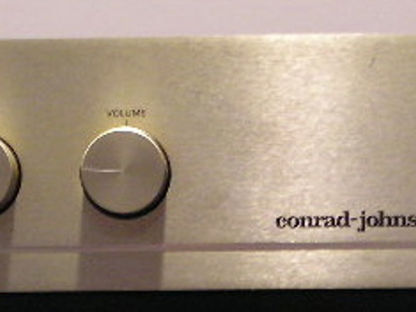 Conrad Johnson PV10-AL Tube Preamp