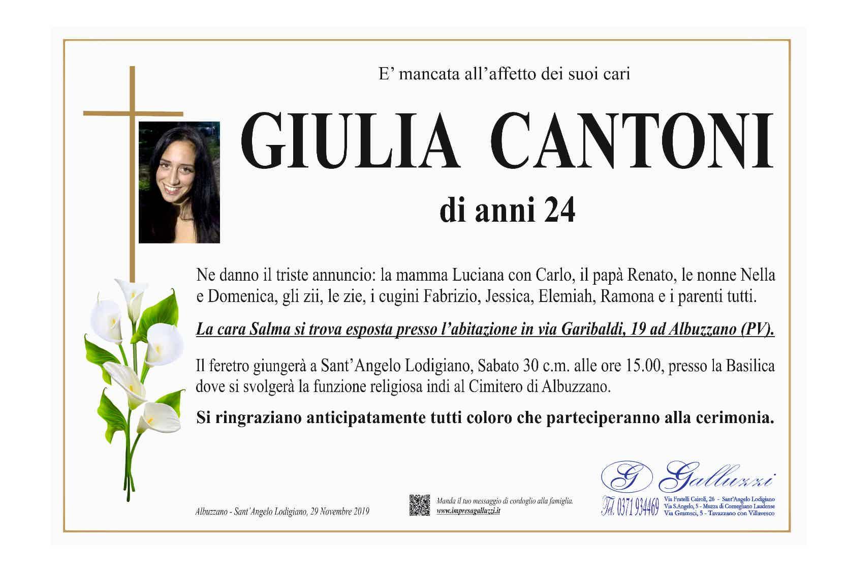 Giulia Cantoni