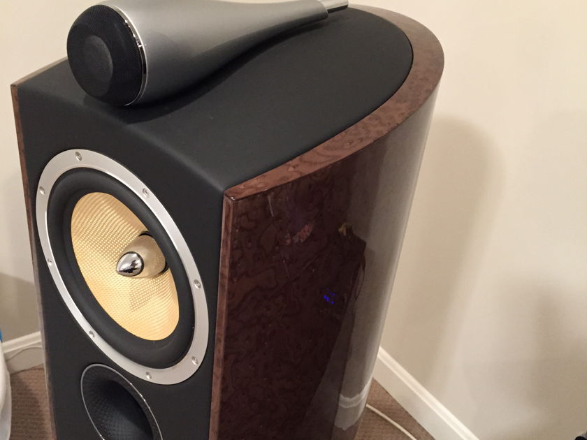 Bowers and Wilkins  B&W  805D Maserati Edition Like New.