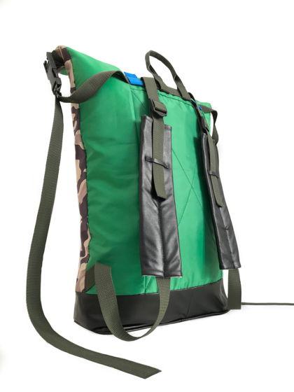 Рюкзак в стиле сафари