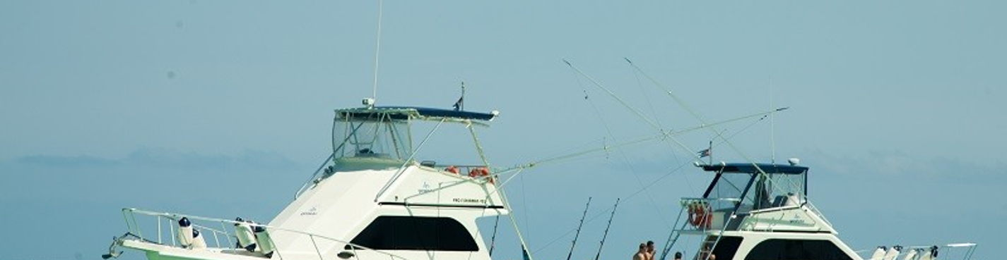 Рыбалка в океане