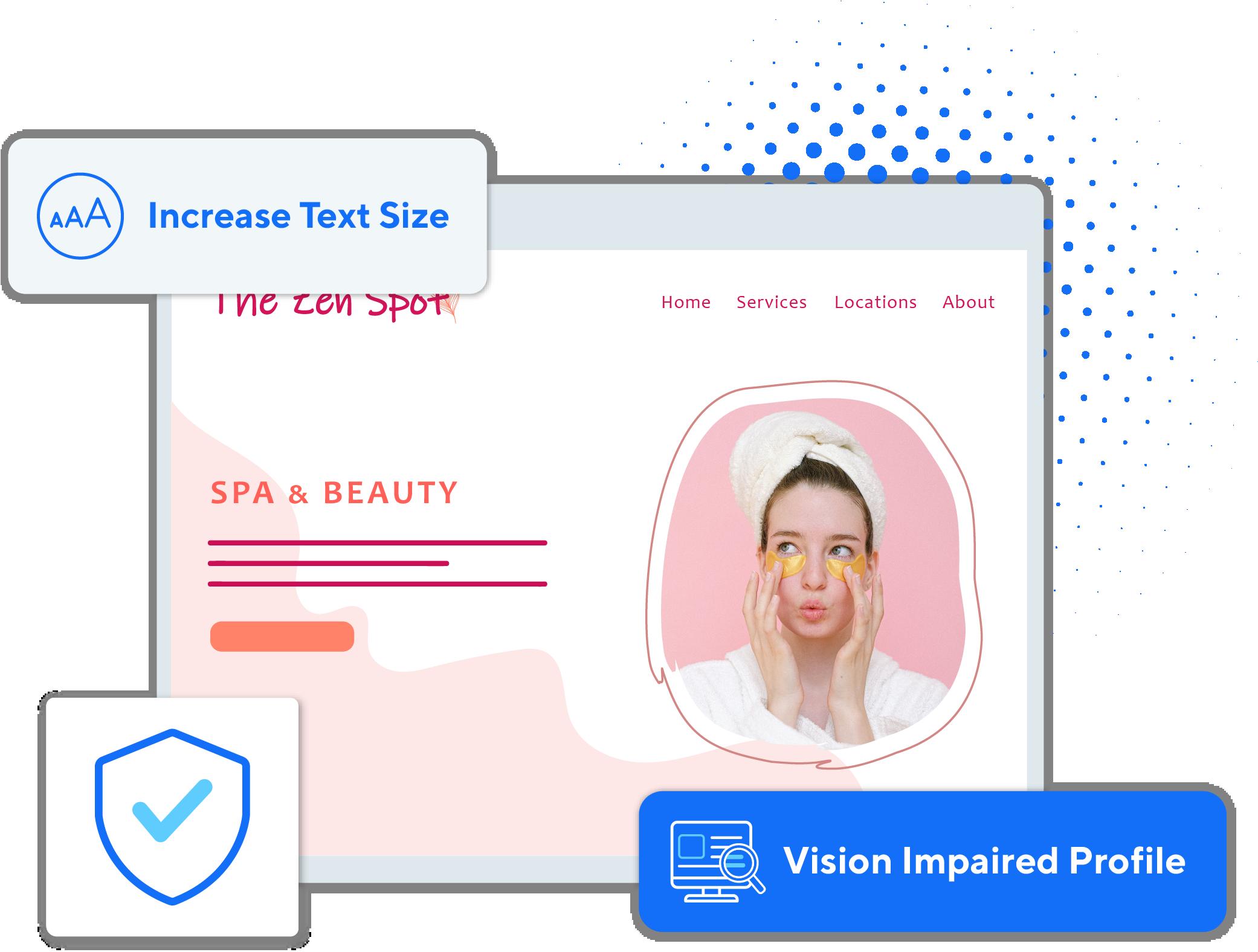what is an ada compliant website
