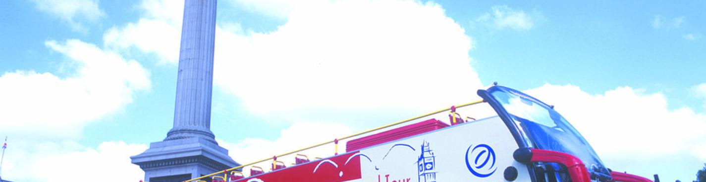 Обзорная экскурсия на автобусе по Лондону