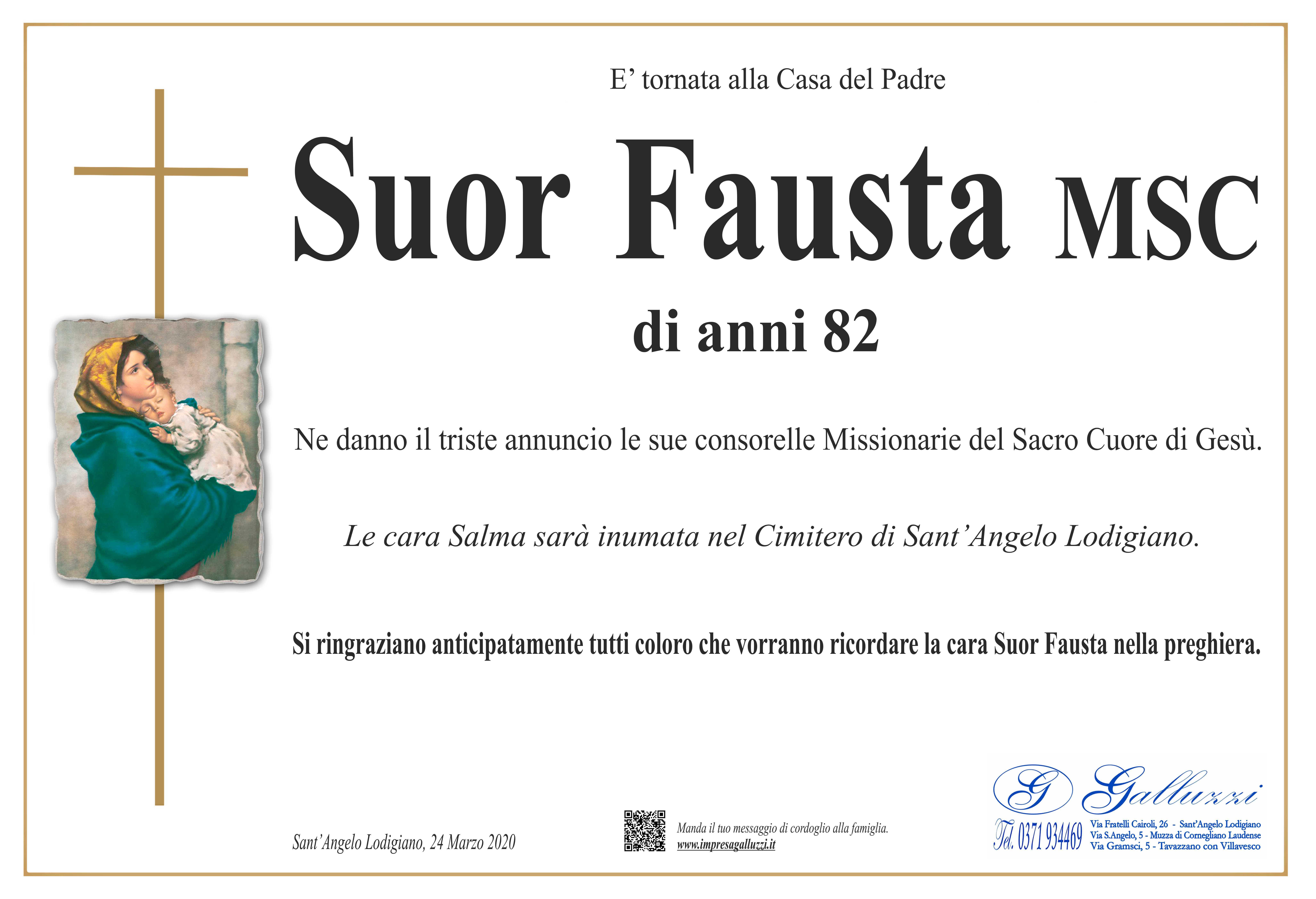 Fausta Pezza