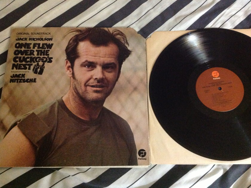 Soundtrack - One Flew Over The Cuckoo's Nest LP NM