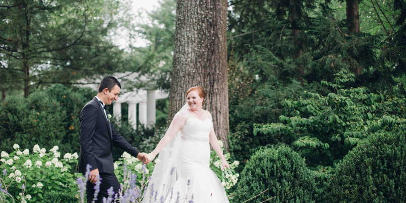 Classic Southern Mansion Wedding with Nod to Turkish Heritage