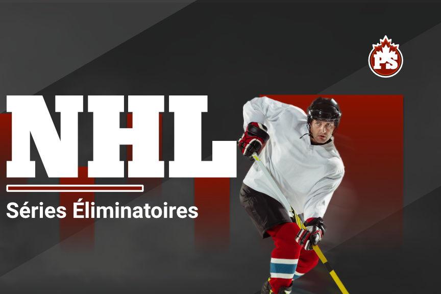 Les Paris Sur Les Séries Éliminatoires De NHL