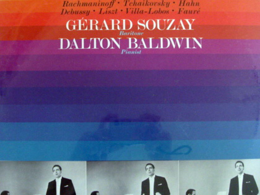 ★Sealed★ RCA Red Seal /  - SOUZAY-BALDWIN, Serenade!